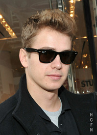 Hayden Christensen at TIFF, September 2010.
