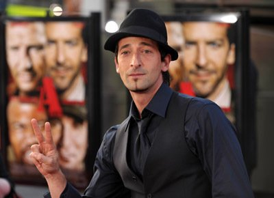 Adrien Brody (The Pianist) has been cast in American Heist and will play Hayden Christenen's brother.