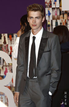 Hayden Christensen made an appearance at the 2010 CFDA Fashion Awards June 7th in New York.