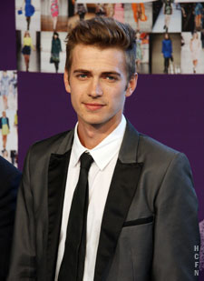 Hayden Christensen was a guest of Richard Chai for the 2010 CFDA Fashion Awards in NYC.