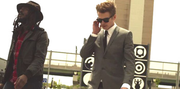 Hayden Christensen appears in K-OS' latest music video - Zambony