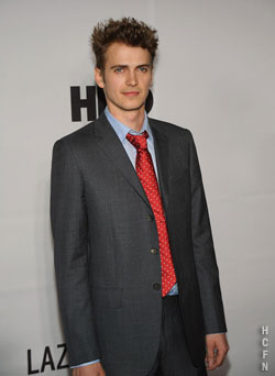 Hayden Christensen at the HBO and RED premiere of The Lazarus Effect