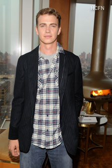 Hayden Christensen host for a good cause at the Reeve Champion Summer fundraiser.