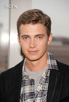 Hayden Christensen casual night out at the Boom Boom Room for charity event