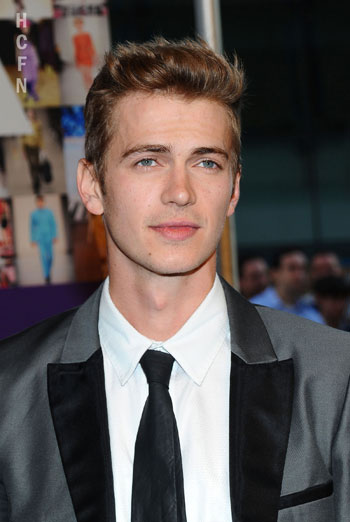 Hayden Christensen at the 2010 CFDA Fashion Awards in New York
