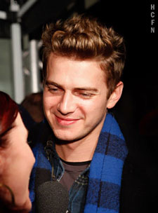 Hayden Christensen hosts a night at Ultra for TIFF.