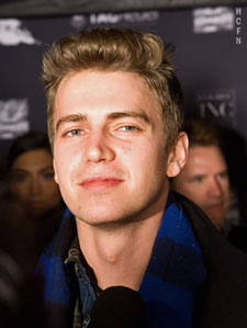 Hayden Christensen Ultra for TIFF 2010.