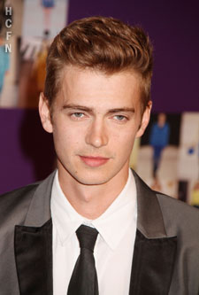 Hayden Christensen at 2010 CFDA Fashion Awards at Lincoln Center in New York.