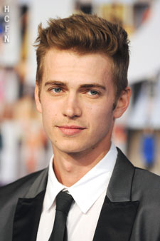 Hayden Christensen was the guest of nominee Richard Chai at the 2010 CFDA Fashion Awards June 7th in New York.