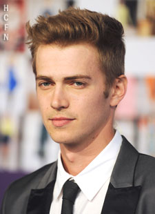 Hayden Christensen looking totally cool in Richard Chai for the 2010 CFDA Fashion Awards