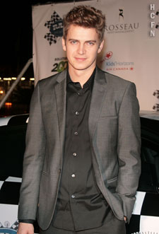 Hayden Christensen one of Glamour Magazine's Sexiest Men of 2010.