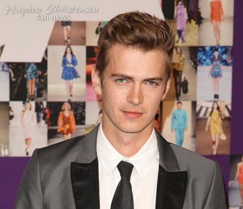 Hayden Christensen one of the fan favorites for Vampire Academy as Adrian Ivashkov.