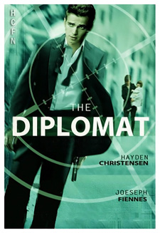 Hayden Christensen and Joseph Fiennes star in The Diplomat.