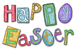 Wishing you a Happy Easter and fun celebrations.