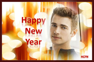 Happy New Year 2012 from Hayden Christensen Fan News.
