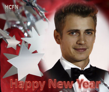 Happy New Year from Hayden Christensen Fan News.