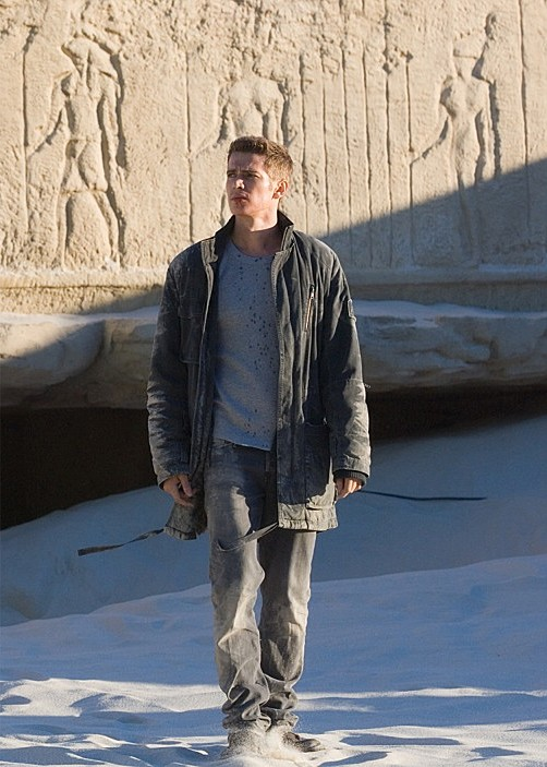 Hayden Christensen as David Rice in Jumper