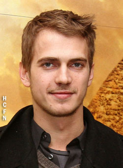 Hayden Christensen 2008 Jumper.