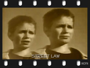 Hayden Christensen in Street Law 1995.