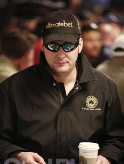 Phil Helmuth, the Poker Brat aka Madison Kid.