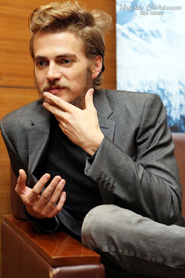 Hayden Christensen at Beijing launch of Outcast.