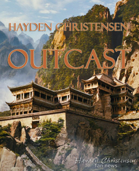 Hayden Christensen and Nicolas Cage co-star in the action adventure movie Outcast set in China.