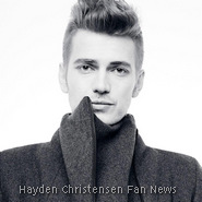 Hayden Christensen photoshoot 2014.