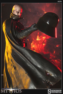 Mythos Collectibles Statue featuring Hayden Christensen as Darth Vader.