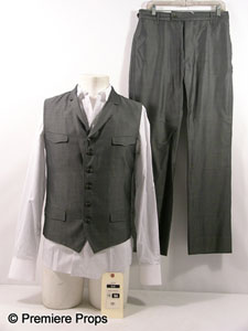 Hayden Christensen - AJ's vest and pants as worn in Takers.