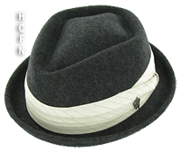 Hayden Christensen wears a cool Christys' Crown Duck Fedora hat in Takers in theaters August 27, 2010.