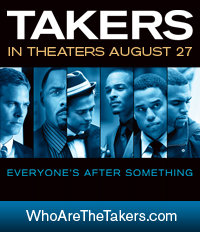 Hayden Christensen in theaters in Takers August 27.