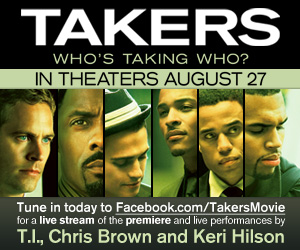 Takers Premiere Live - Hayden Christensen News