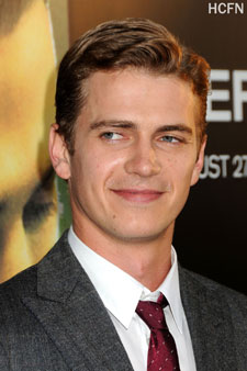 Hayden Christensen - Takers Premiere August 4, 2010