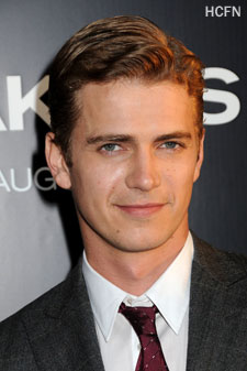 Hayden Christensen in L.A. for Takers Premiere