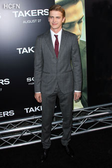 Hayden Christensen - Takers Premiere at the Arclight