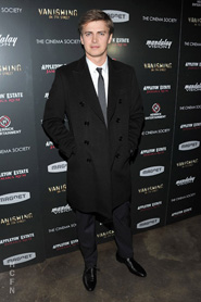Hayden Christensen in NYC for the premiere of Vanishing on 7th Street.