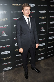 Hayden Christensen attends the premiere screening of his latest Movie Vanishing on 7th Street.
