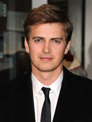 Hayden Christensen in New York for the Cinema Society's screening of Vanishing on 7th Street.