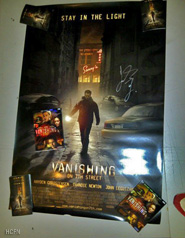 Hayden Christensen in Vanishing on 7th Street from Magnet Releasing signed poster contest.