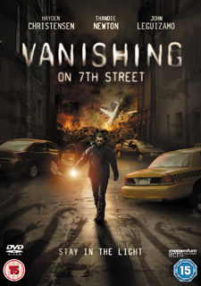 Hayden Christensen in Vanishing on 7th Street on DVD in the UK February 20, 2012.